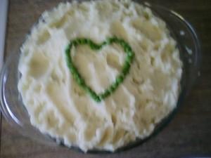 Spring shepherd's pie, vegan style