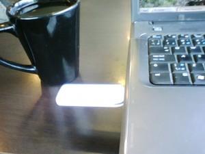 Mobile internet key