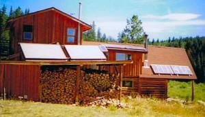 Solar energy at Monkey Valley