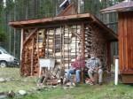 Full woodshed
